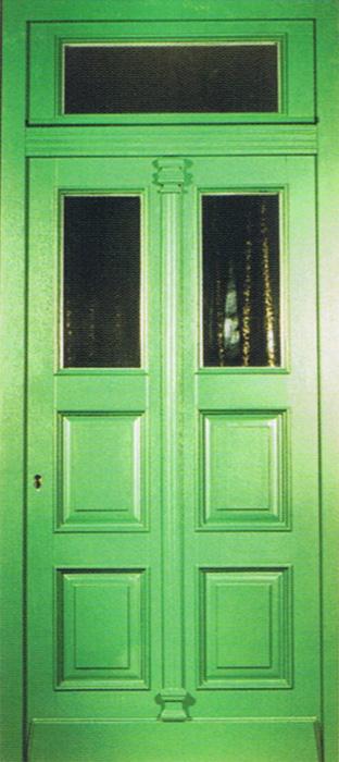 Fenster Bad Liebenstein : Haustüren und Eingangstüren aus Holz vom Fachmann aus Wernshausen